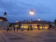 Piata Mare - Night View