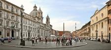 Piazza Navona Panorama