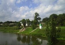 Piers On The Neman River In Smalininkai