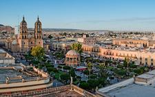Plaza De Armas - Durango