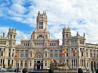 Plaza de cibeles madrid espa a informaci n tur stica for La oficina madrid