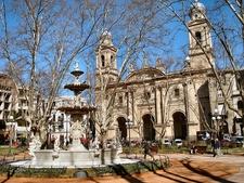 Plaza De La Constitucion - Montevideo