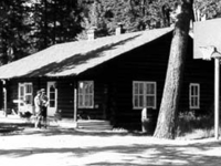 Polebridge Ranger Station