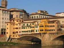 Ponte Vecchio Is The Oldest Arch Bridge In Europe - Florence