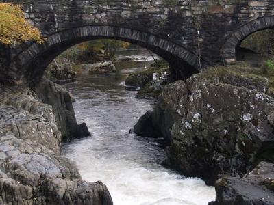 Pont  Y  Pair  Bridge
