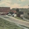 Postcard Ivoryton C T Key Board Factory 1 9 0 8