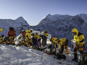 Island Peak & Everest Base Camp 17 Days Photos