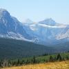 Pumpelly Glacier Montana USA