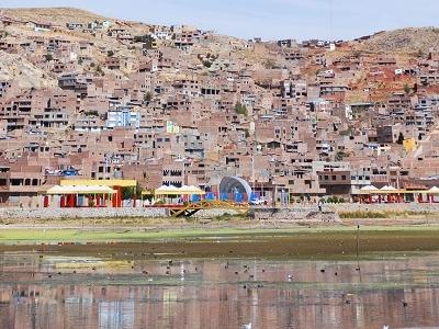 Puno City Overview - Peru
