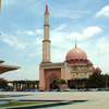 Putra Mosque - View