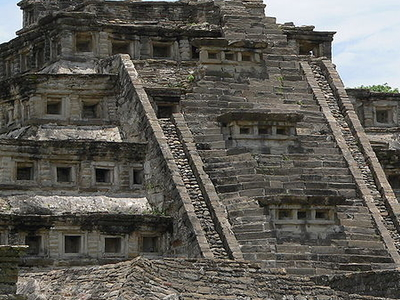 Pyramid Of The Niches
