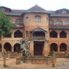 Palace Of The Sultan Of Bamun At Foumban