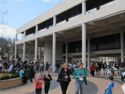 Australian Defence Force Academy Open Day