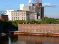 Hennepin Island Hydroelectric Plant