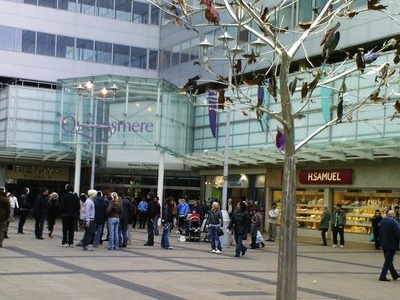 Queensmere  Shopping  Centre    Slough