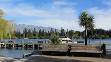 Queenstown Wharf - South Island NZ