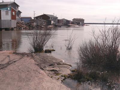 Behchoko Great Slave Lake