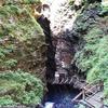 Raggaschlucht- A Narrow Gorge Flattach
