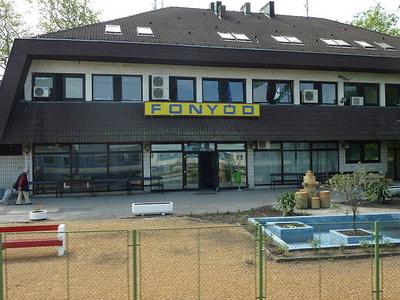 Railway Station Fonyód, In Hungary