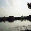 Rajbari Lake At Ujjayanta Palace