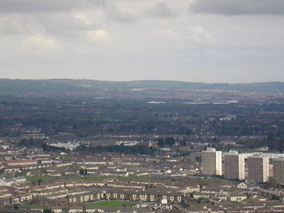 Rathcoole Area Of Newtownabbey