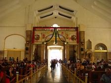 Rear Photo Of The Church Interior