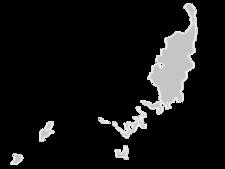 Regional Map Of Palau