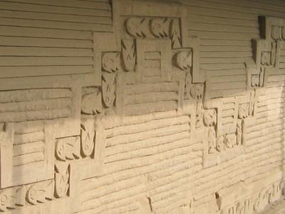 Reliefs Of Fish In The Tschudi Complex