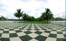 Resort Landscape