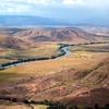 Rio Mau - Brazil-Guana Border Landscape