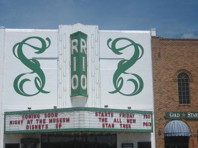 Rio  Theater In  Center