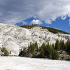 Roaring Mountain - Yellowstone, Wyoming