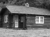 Roes Creek Camptender's Cabin
