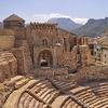 Roman Amphitheater In Cartagena - Spain