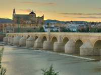 Roman Bridge and Gate