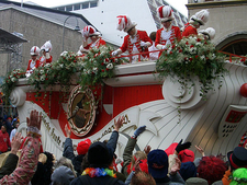 Rosenmontag Parade In Cologne