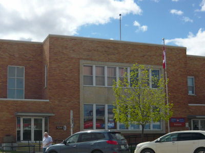 Rosetown Saskatchewan Post Office