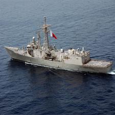 Royal Bahraini Navy RBNS Sabha