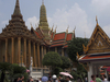 Royal Palace Complex In Bangkok