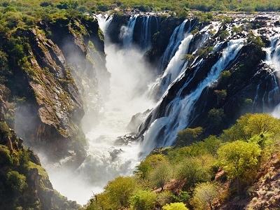 Ruacana Falls Namibia/Angola