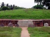 Ruined Buddhist Stupa