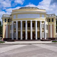 Russian Theatre In Tiraspol