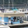 Reed Point Marinas Fuel Dock.