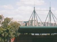 Brisbane River Stage