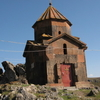 Church Of Saint Sargis In Bjni