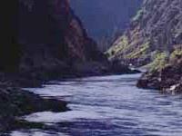 Salmon River Mountains