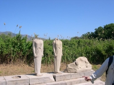 Samos Ruins
