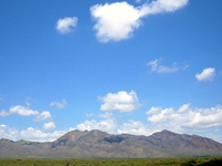 San Andres Mountains