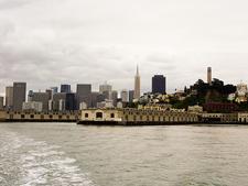 San Francisco From SanFran Bay
