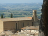 Sant\\\'Agostino Seen From The Castle.